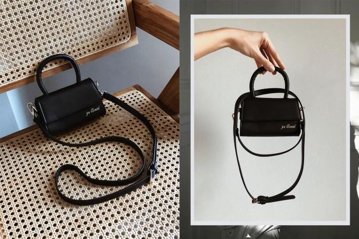 下個湧現街頭的 Mini Bag,來自 IG 悄悄冒起的輕法式品牌!
