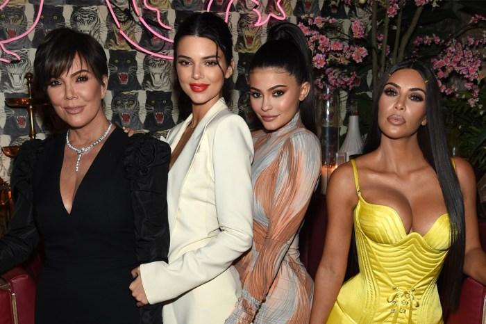 Kardashian 家族聖誕卡溫馨出籠!但為何缺了 Kendall 的身影?