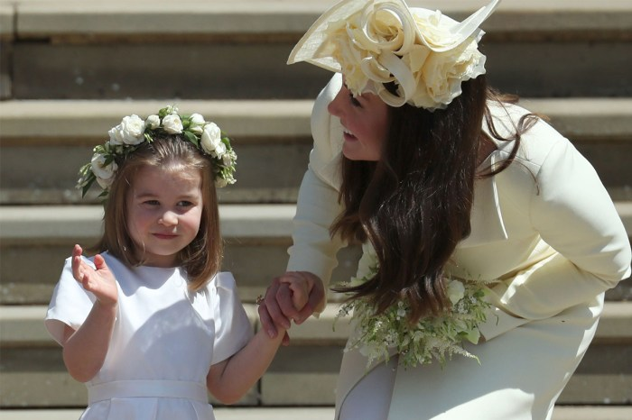 果然是戴妃的孫女,夏洛特與凱特王妃的「女生約會」是去看芭蕾舞劇!