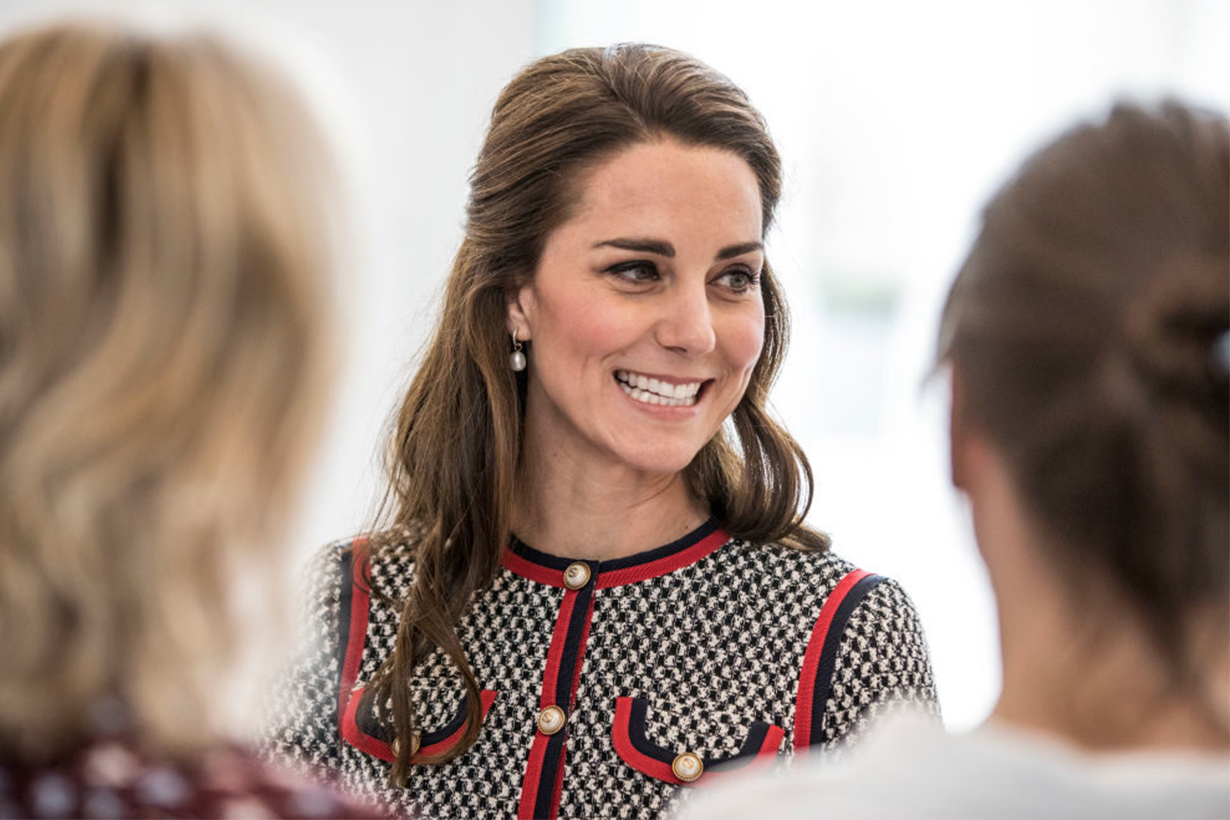 Kate Middleton Also Upset the Queen's Staff