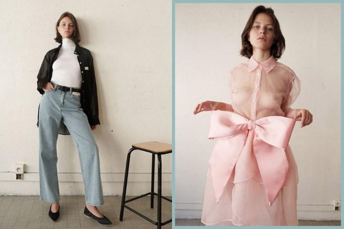 以時裝之美點綴世界:法式品牌 Kimhekim 設計師,摘下繁花般的靈感