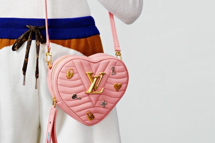 把 LV 的心心袋搶回家!New Wave Heart Bag 浪漫登場
