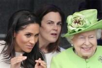 又一名皇室老員工離職!梅根王妃的秘書也受不了嗎?
