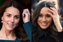 凱特手上的戒指原屬梅根?哈里王子轉贈母親的遺物只因⋯