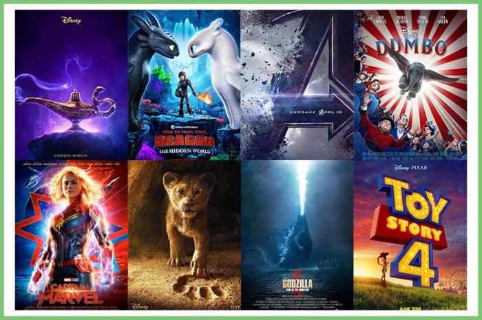 絕不能錯過!由 IMDb 告訴你 2019 年最值得期待電影是哪些!