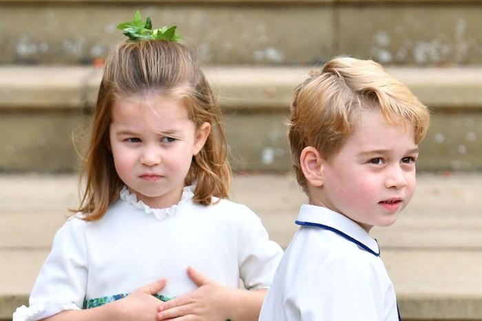除了滿滿的聖誕禮物,喬治、夏洛特最愛這充滿童真的傳統!