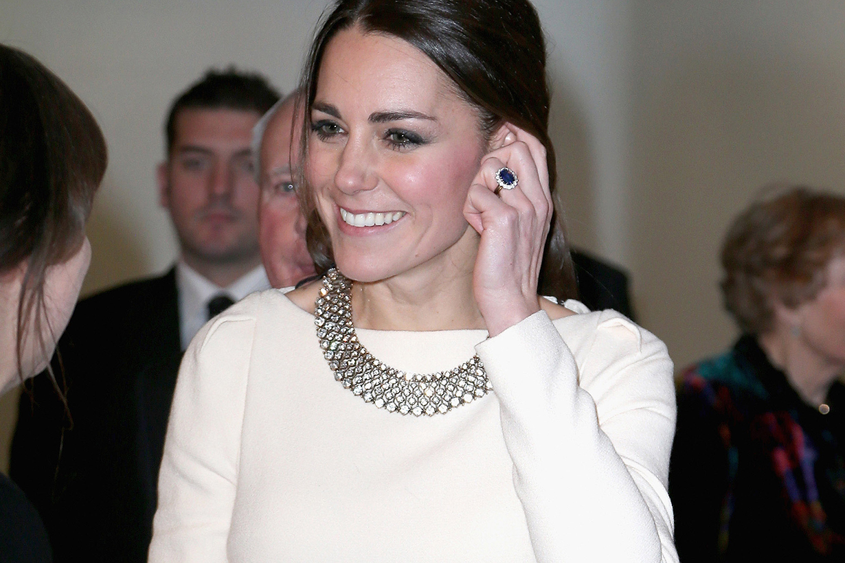 Prince Harry Gave Prince William Their Mom's Engagement Ring