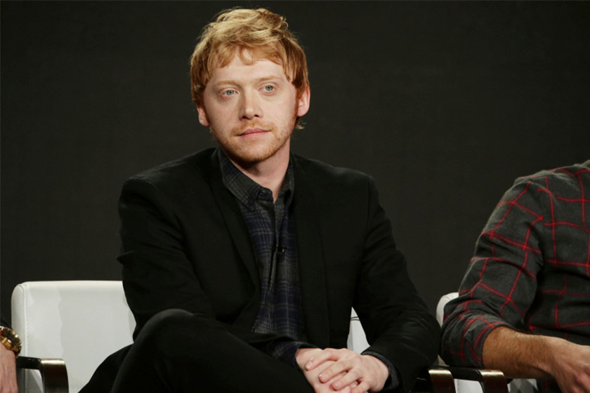 Rupert Grint Thought About Leaving the 'Harry Potter'