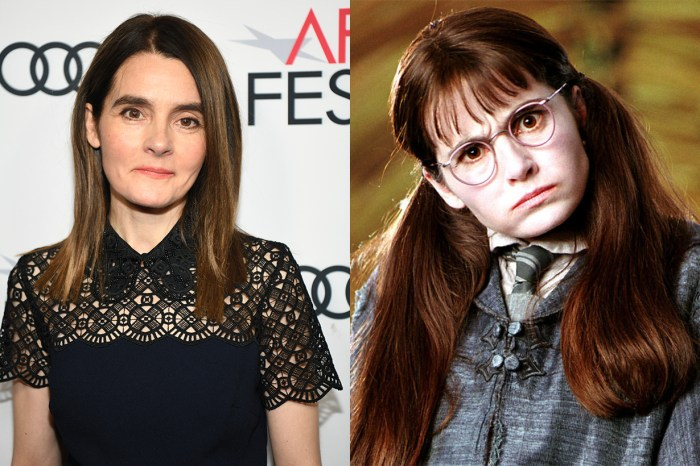 還記得《哈利波特》「愛哭鬼麥朵」嗎?她的真實年齡震驚一眾網友