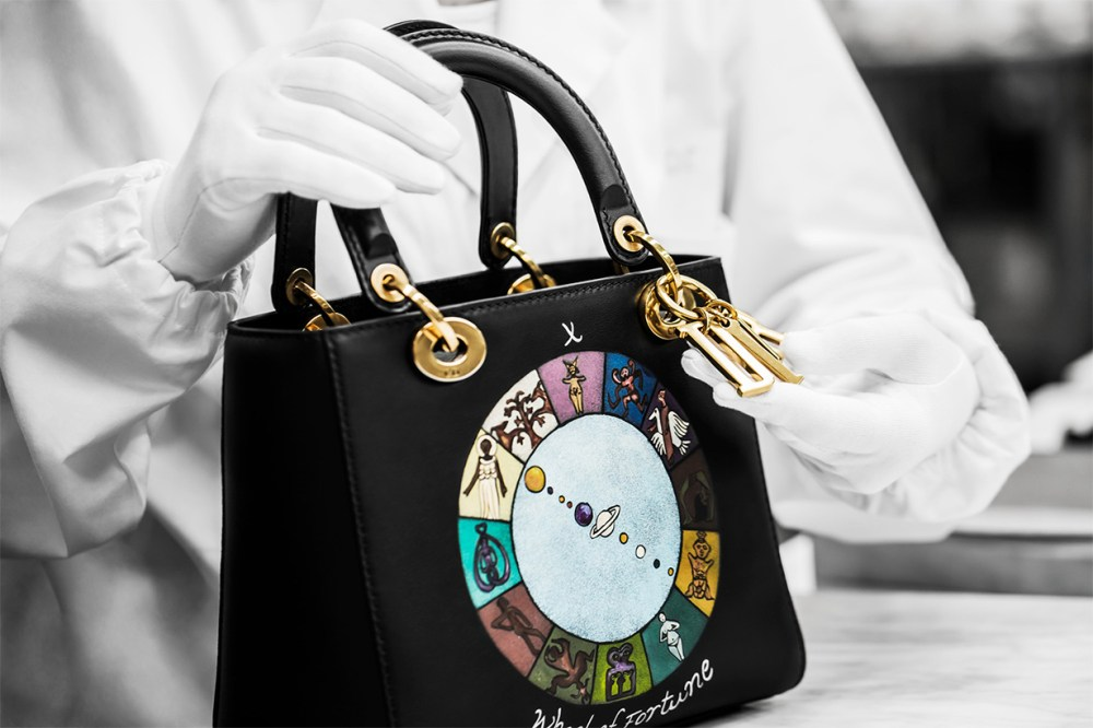 Lady Dior Princess Diana Bag Craftmanship