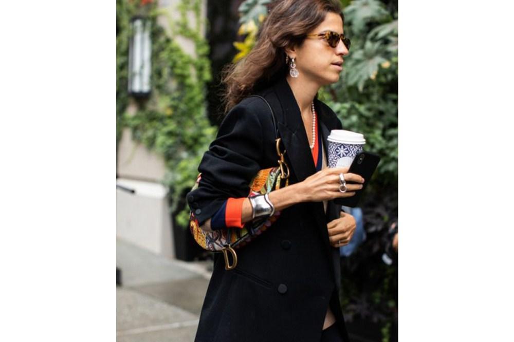 Dior Saddle Bag 2000S Fashion Street Style