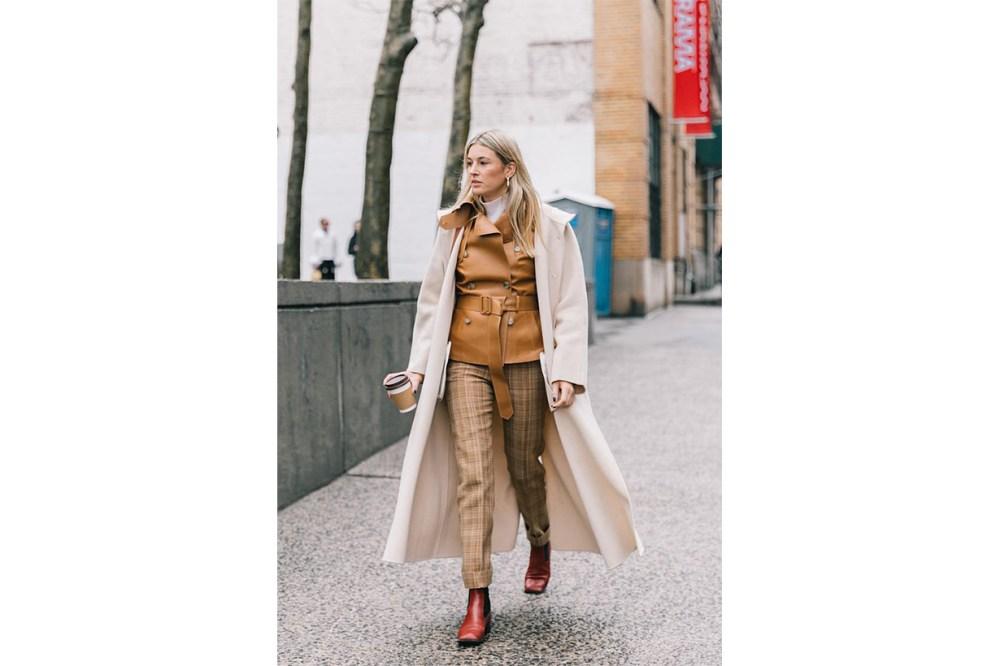 Coat Leather Jacket Layering