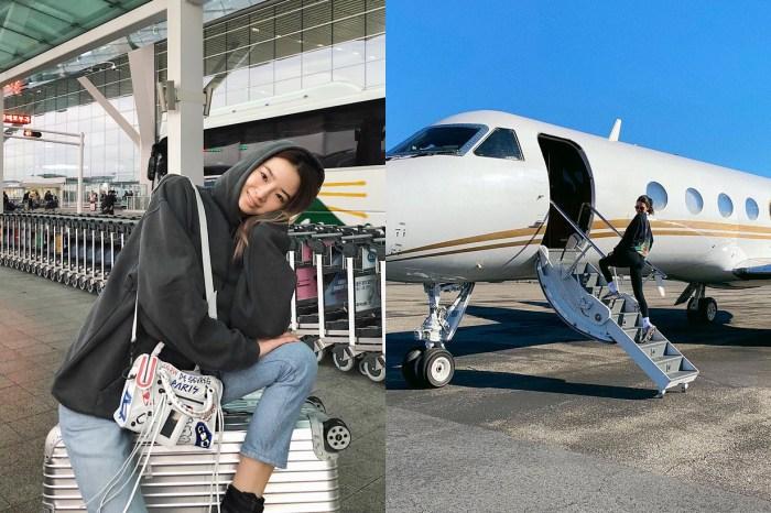 跟著最常出國的品味女星,我們發現這 5 雙鞋款最適合穿去機場!