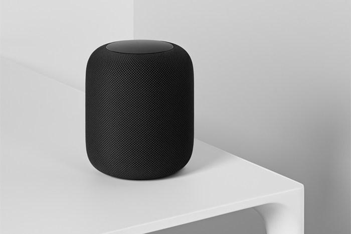 Apple HomePod 來了!一句「喂!Siri」即可幫你啟動音樂