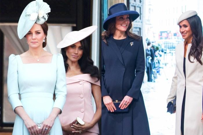 關於凱特王妃與梅根王妃疑似相處「不和」一事,白金漢宮竟然罕有向媒體作回應?
