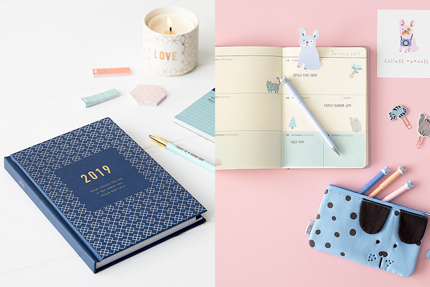 calendars for 2019 kikki.K