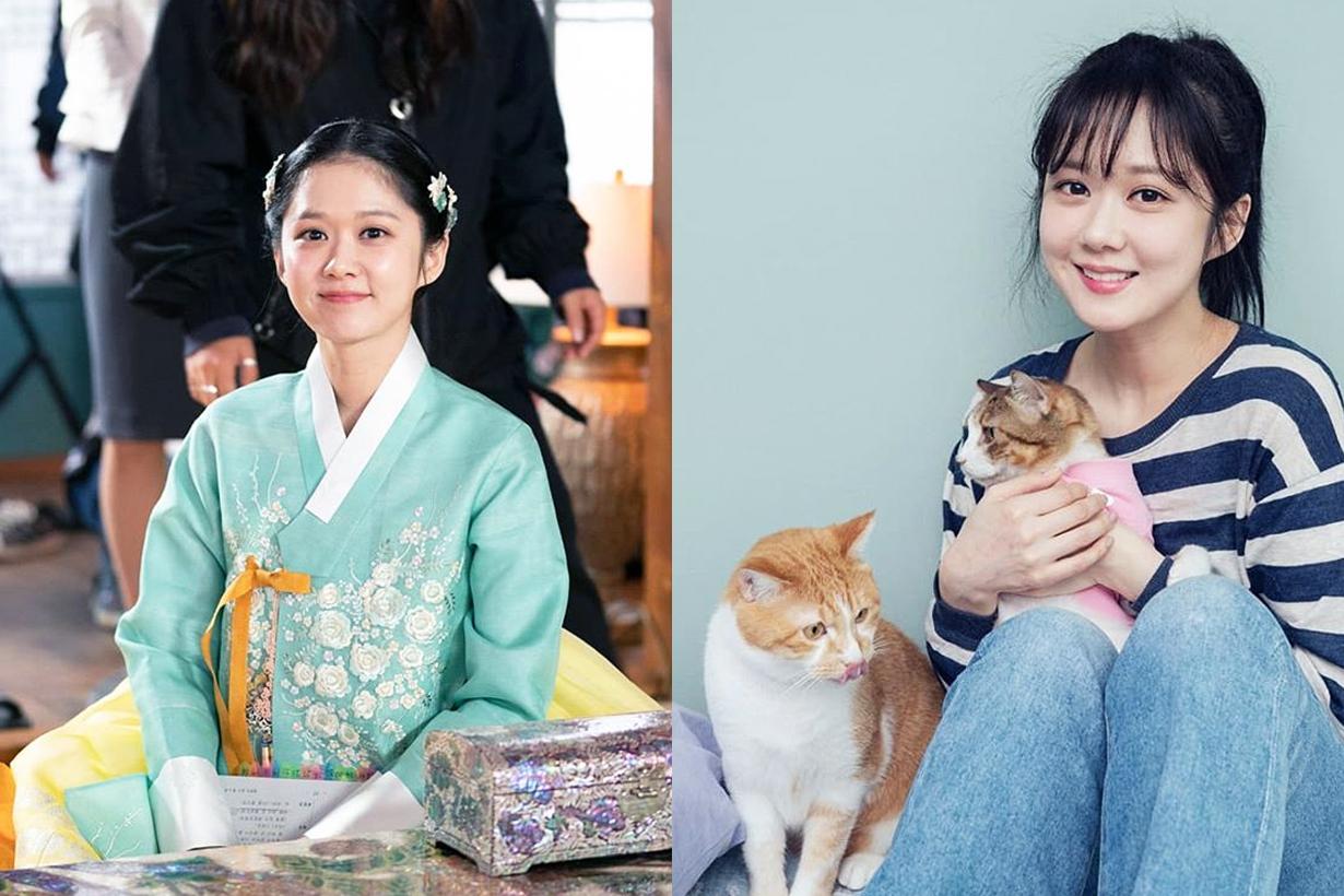 Chang Nara The Last Empress K Drama Korean Drama Korean Actress Celebrities Skincare tips water eye cream mask massage