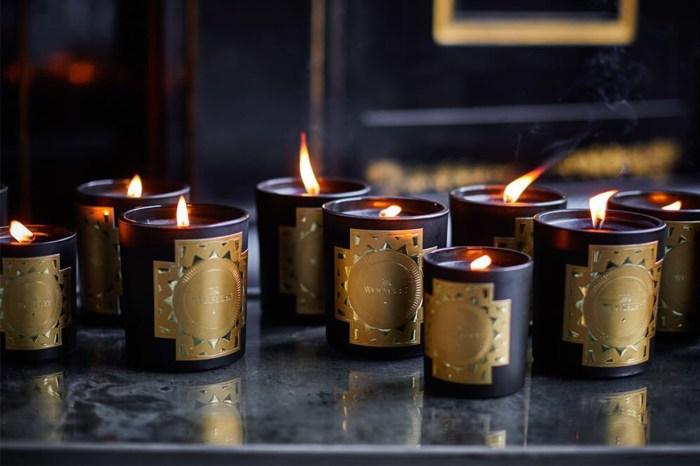 點上最具聖誕節的香氛蠟燭吧!