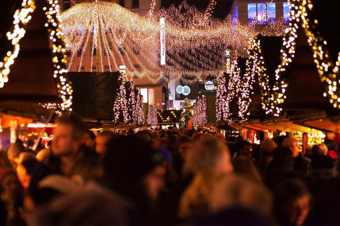 全球六大特色聖誕市集,你去過幾個了呢?