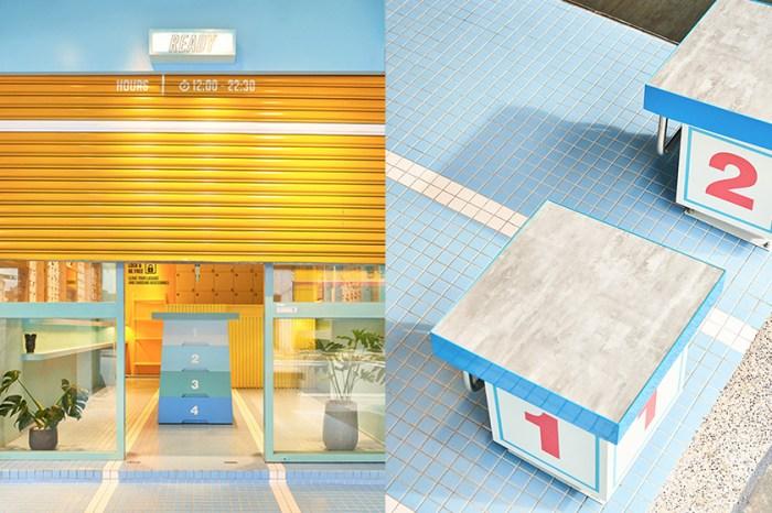 #POPSPOTS in Taipei:台北街道上的粉嫩運動場,各位選手們請預備!
