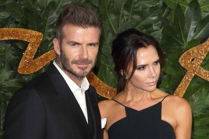 公私有別?David Beckham 不再投資 Victoria Beckham 的品牌業務
