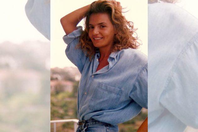Grece Ghanem fashion trends over 50 years still hot