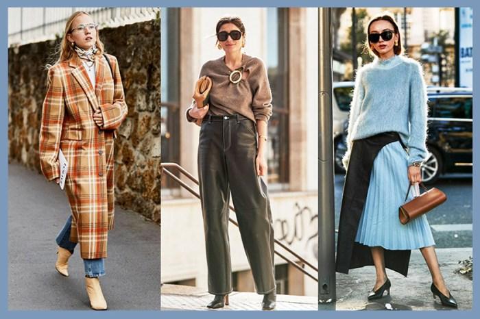 這些才叫 Parisian Chic!2019 年你會想直接 Copy 的 30 個法式街拍造型