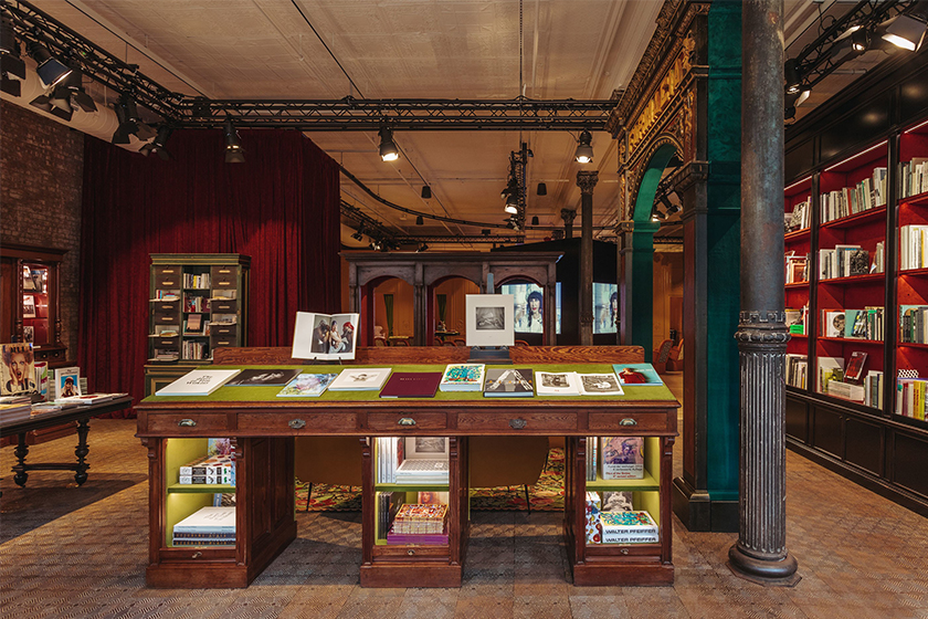 gucci wooster bookstore curated by dashwood books