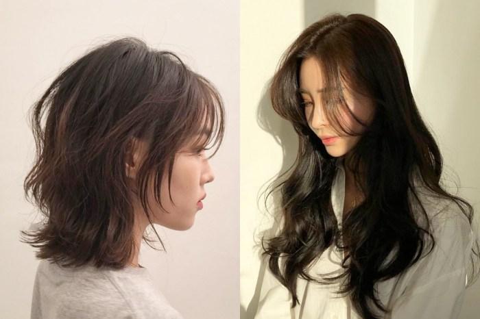 除了平瀏海之外,韓國女生最愛用的髮捲還有這 3 招絕對要學起來!