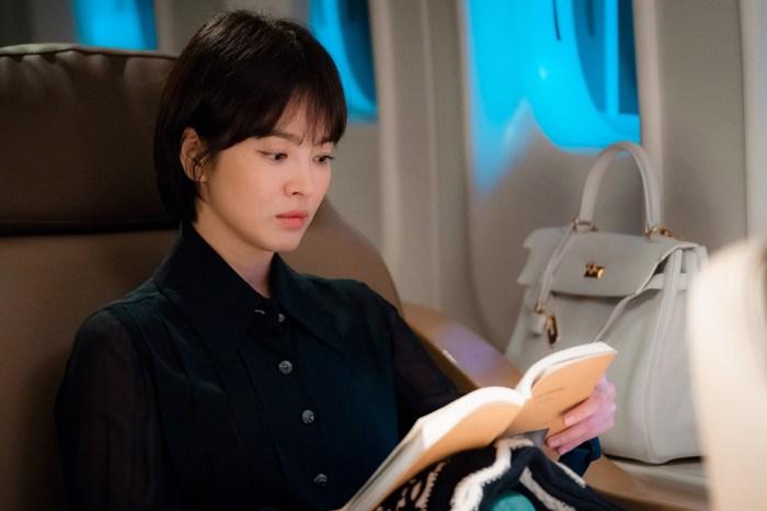 宋慧喬在《男朋友》中的手袋並不是隨便選的!背後含義絕對讓你驚訝!