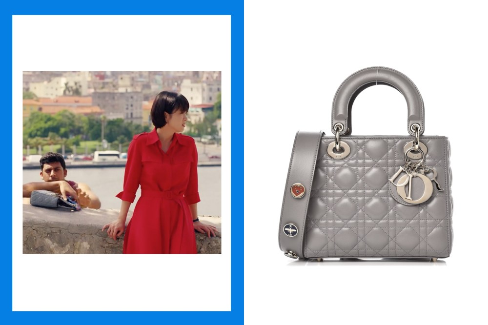 Song Hye Kyo Boyfriend K Drama Korean Drama Gucci Sylvie Alessandro Michele Sylvie Vartan Chanel 2.55 Coco Chanel Lady Dior Lady Diana Hermes Kelly Bag Grace Kelly Handbags luxury brands