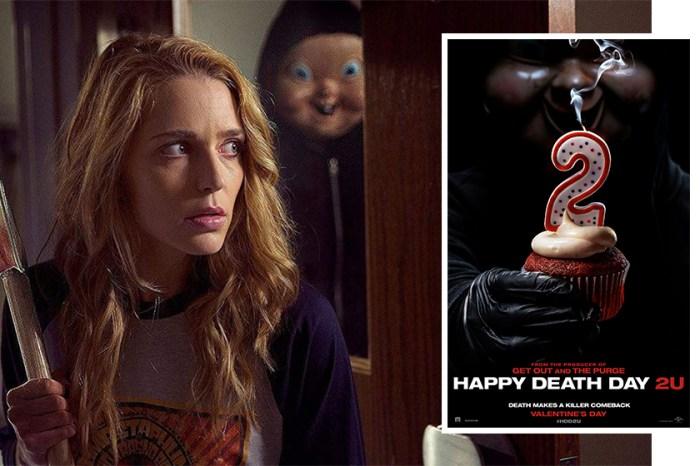 續集來了!你敢相約他情人節去看《Happy Death Day 2U》嗎?