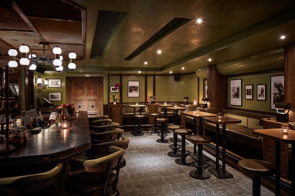 hugger mugger chaiwala hong kong central restaurant bar
