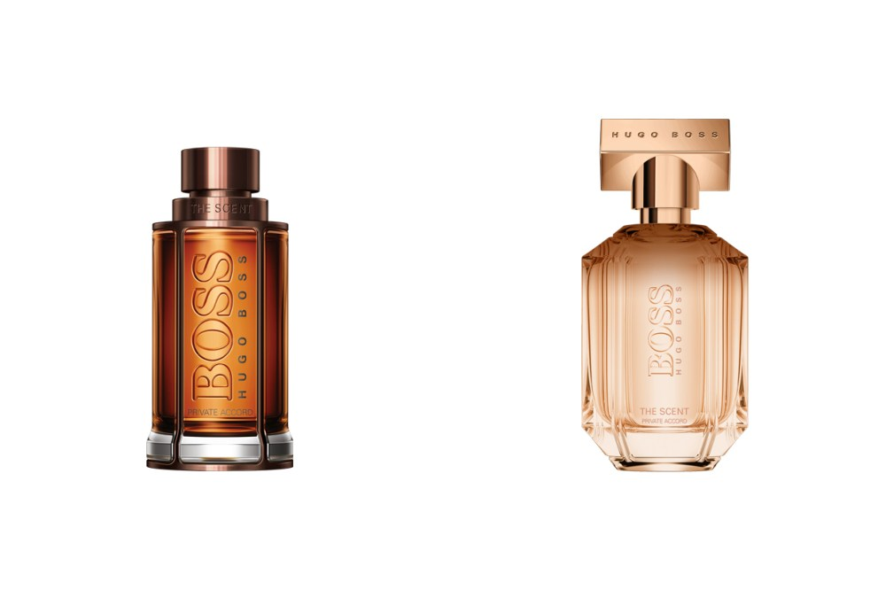 Hugo Boss Boss the Scent Private Accord for Him for Her Perfume Fragrances Christmas Date 2018
