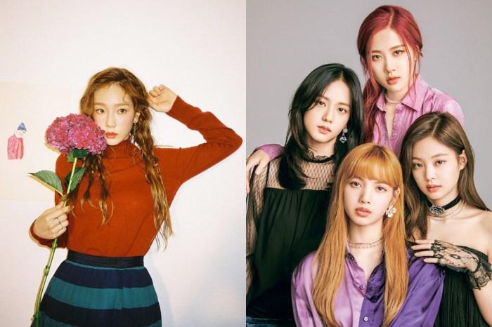 2018 韓國女星人氣 Top 10 排行揭曉!Blackpink 強勢登榜,IG 最多粉絲的是…