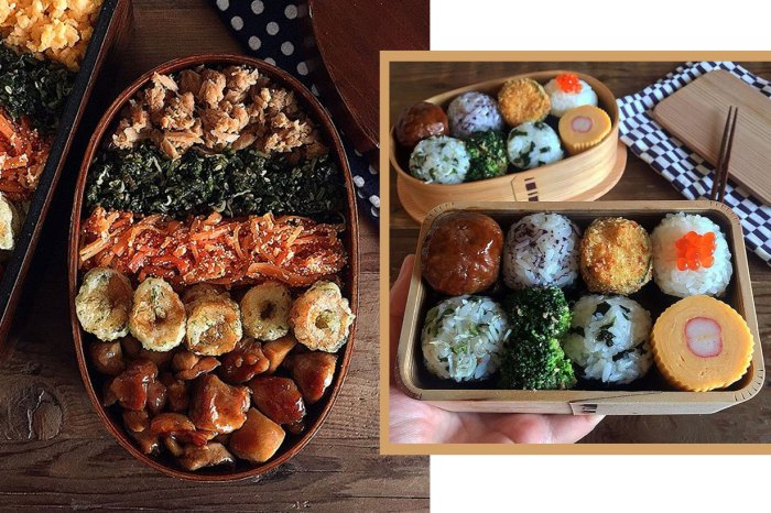 肚餓別看這 IG!日本料理媽媽分享「超治癒家庭便當」