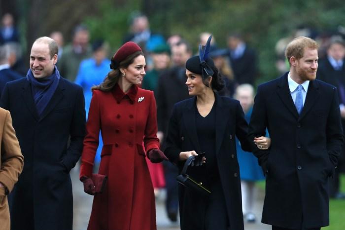 在不合傳言最沸騰時現身,凱特王妃與梅根的互動說明了一切!