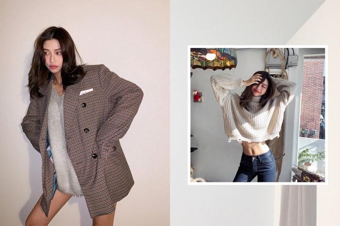 穿搭沒靈感?看看這些韓國時尚小姐姐!