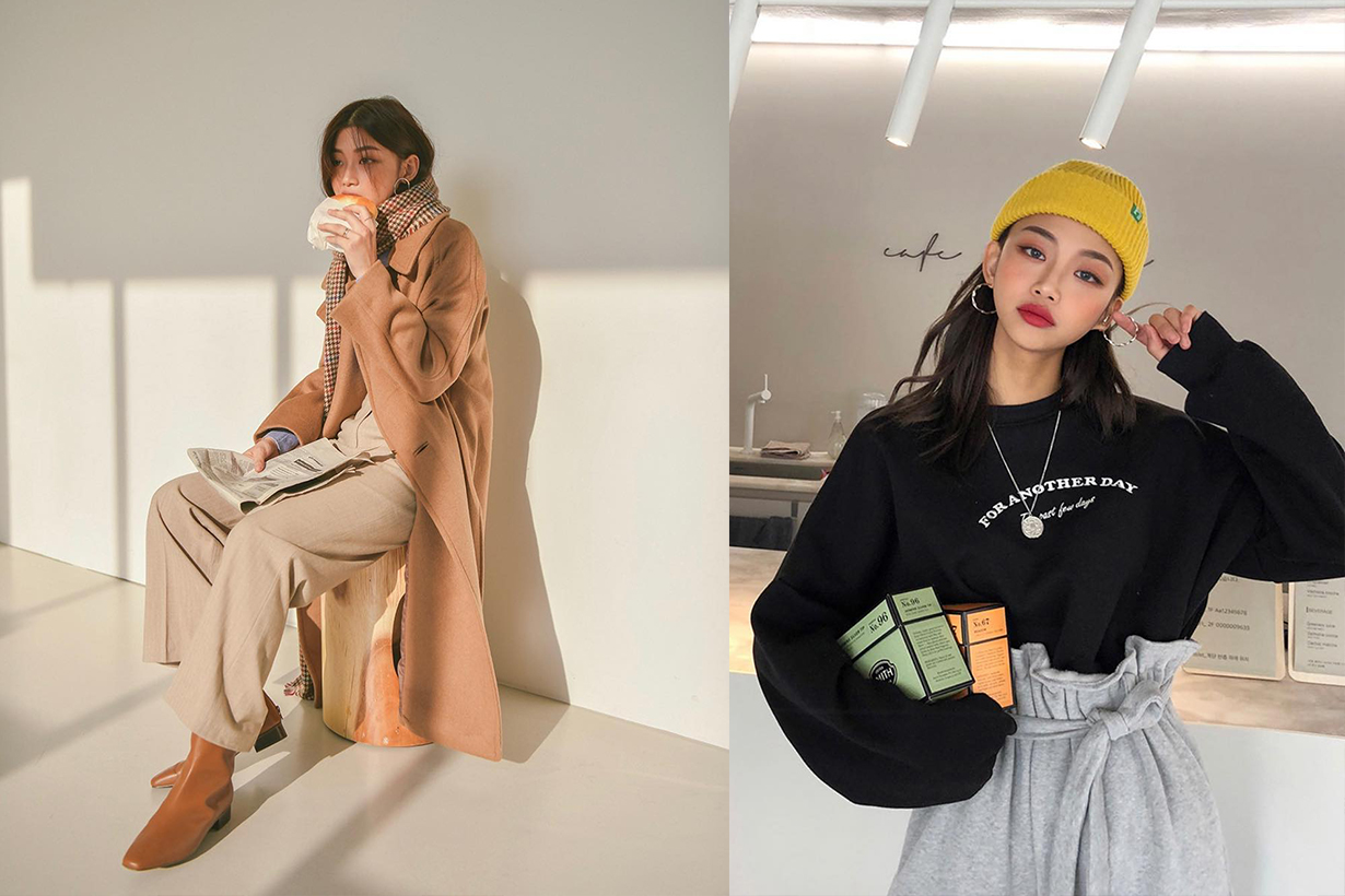 Korean Fashion Kol