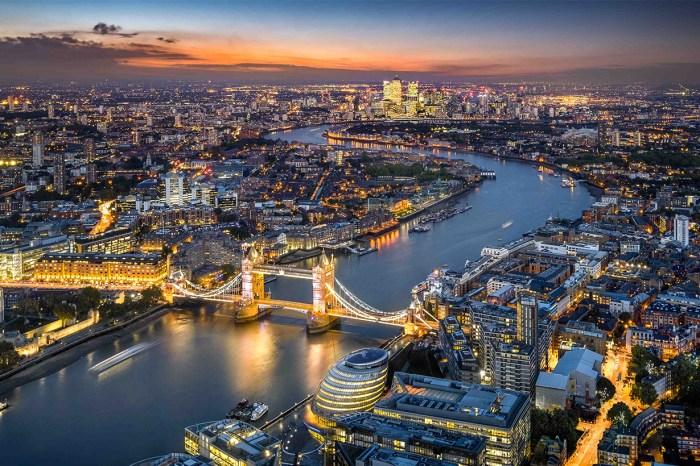 全球十大時尚城市,你心中最時尚的城市上榜了嗎?