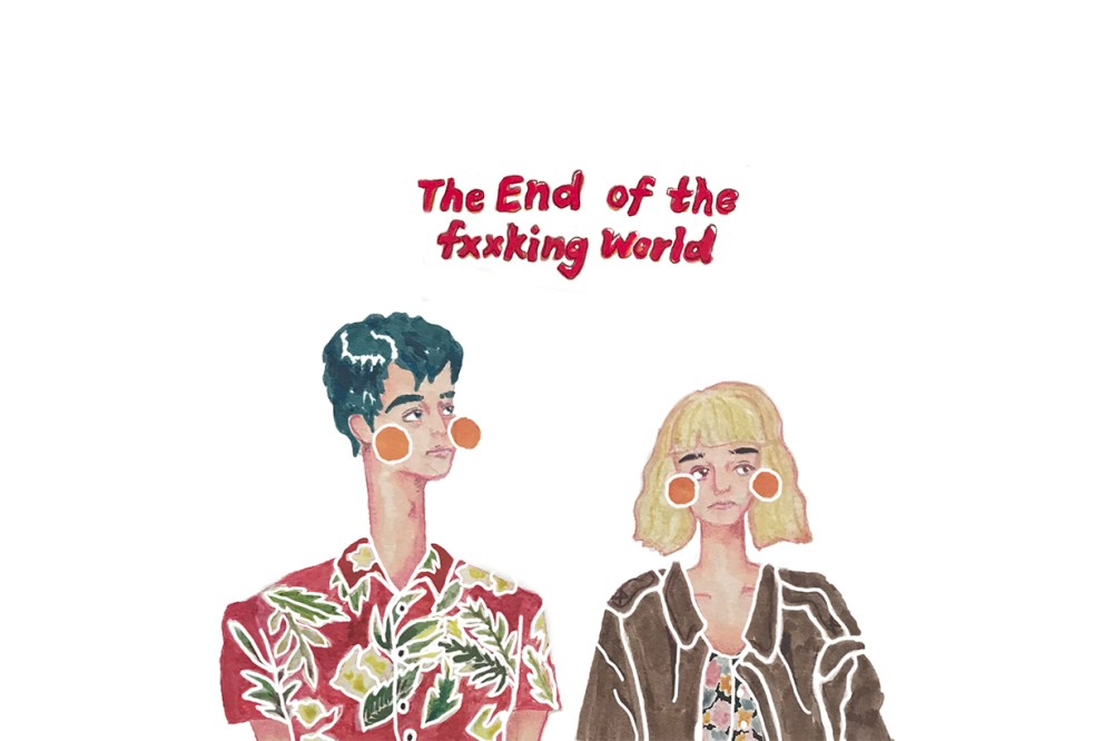 longneck illustrator ruby lam interview The End of the F***ing World