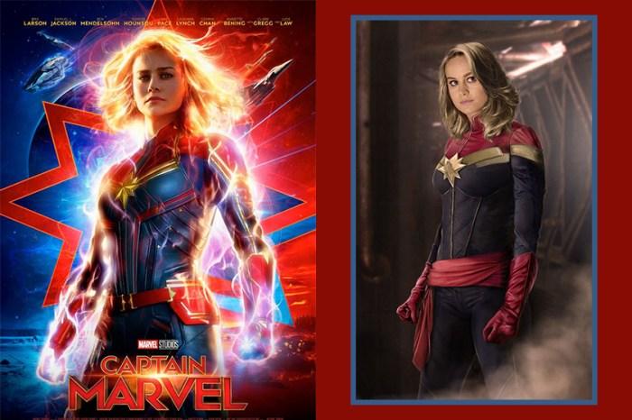 看過《Captain Marvel》這支預告的結尾,你絕對明白為何她會是最強英雄…