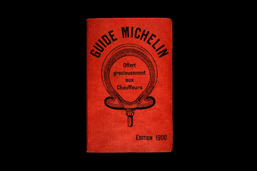 michelin guide history fun fact