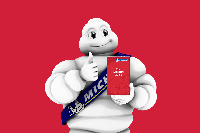 michelin guide history fun fact