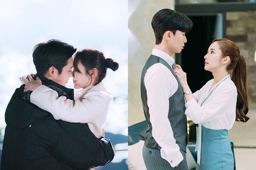 most popular korean drama couples 2018