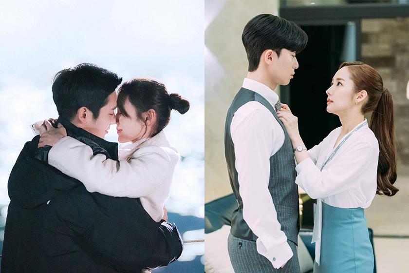 most popular korean drama couples 2018
