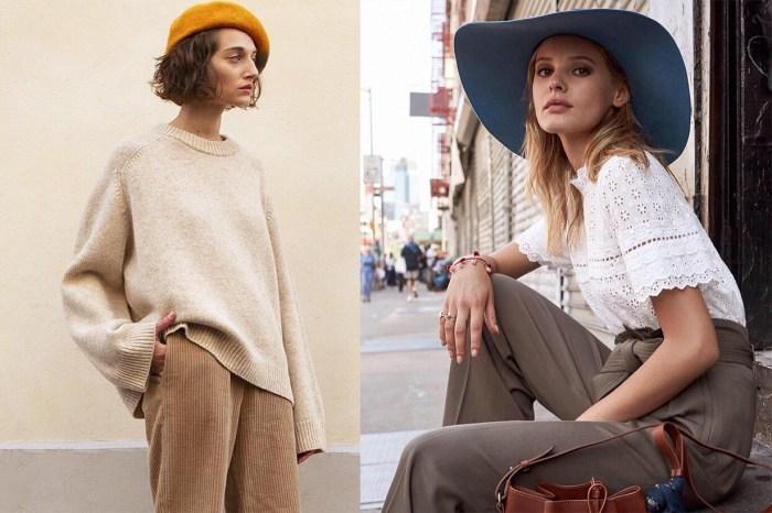 4 個時髦控大愛的紐約品牌,絕對不能錯過!