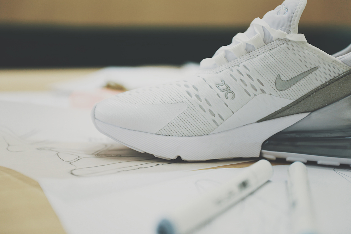 Nike x Stephanie Au Air Max 270