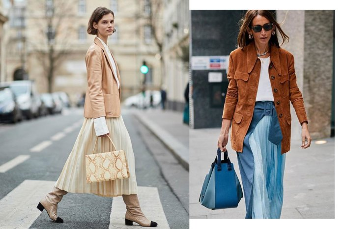 30+ 個法式穿搭新靈感!2019 年一於跟着巴黎女人這樣襯