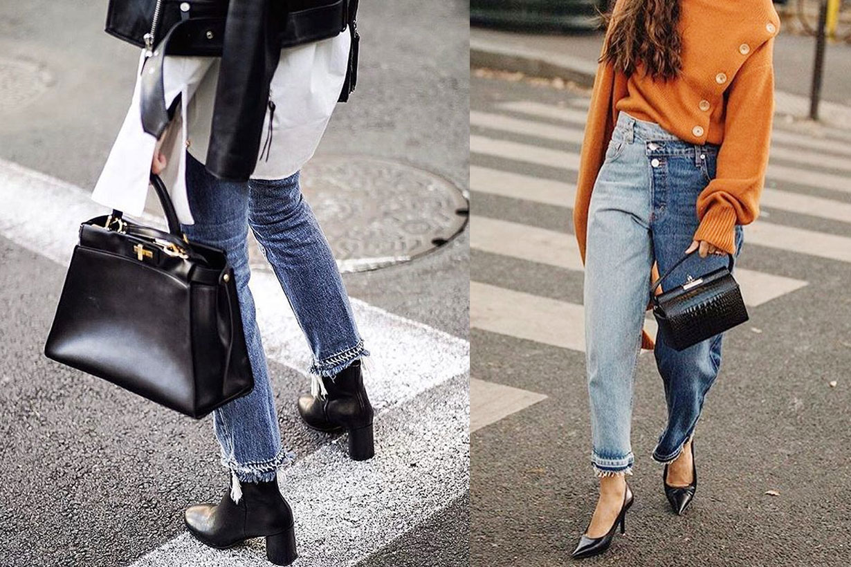 Jeans style for christmas party 2018